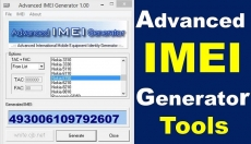 Télécharger Avanced IMEI Generator Tool 1.0 Full Version 2019/2020
