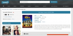 Torrent9 indisponible, alternatives et nouveau  lien